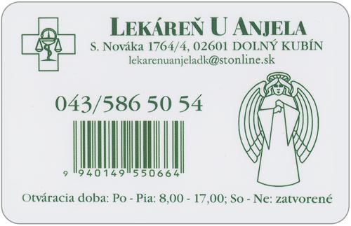 Karta stáleho klienta