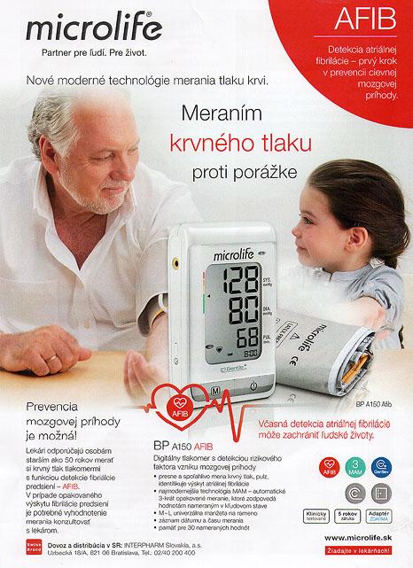 Projekt od srdca k srdcu Microlife