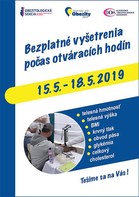 Slovenské dni obezity 2019