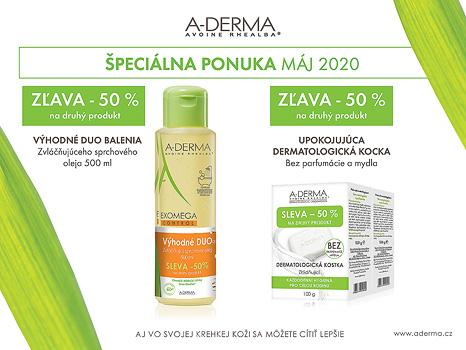 Akcie, A-Derma, špeciálna ponuka, Máj 2020